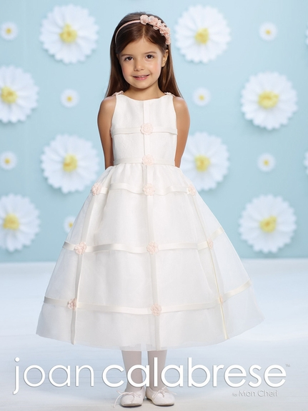 Joan Calabrese -116378-Charming in White for Communion