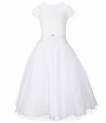 Joan Calabrese 117363 Communion Dress