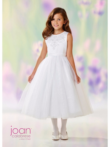 Joan Calabrese-118306 Communion/Flower Girl Dress