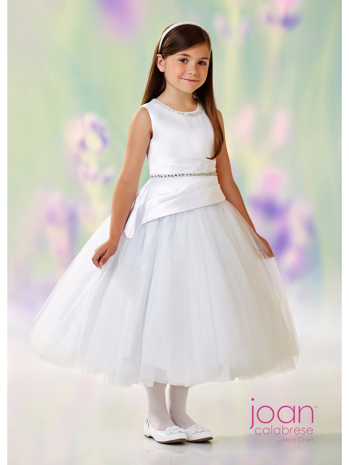 Joan Calabrese 118317 Communion Dres