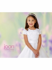 Joan Calabrese-118333-Satin,Tulle & Lace