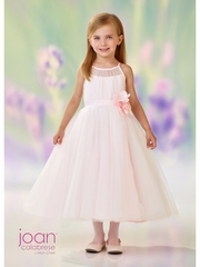 Joan Calabrese-118322-Satin & Tulle Communion Dress