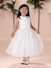 Joan Calabrese - Communion  Dress *114333*Satin and Tulle