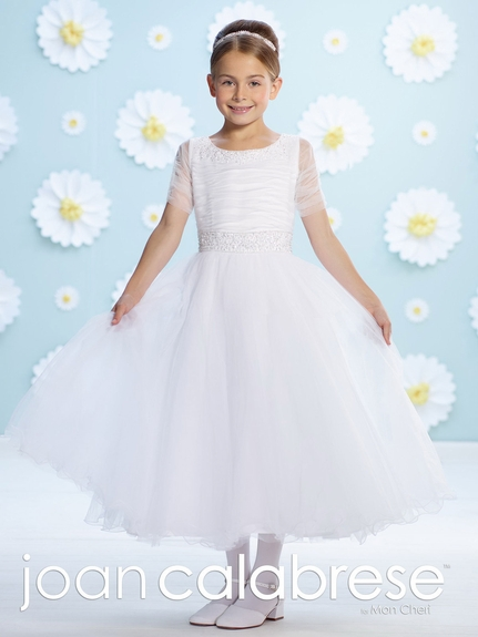Joan Calabrese Communion Dress-116385-Discontinued Limited Quantity