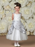 Joan Calabrese for Mon Cheri Flower Girl Dresses- CLICK ON PHOTO TO SEE FULL COLLECTION!