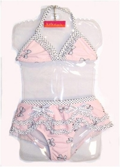 Kate-Mack*Bow Peep* 2 PC Swim Suit Size 2T - 6X