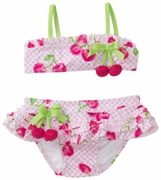 Kate Mack - Cherry Picked 2pc Infant bikini-Size 3-4