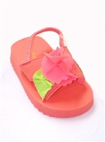 "Kate Mack ""Copacabana"" Toddler Sandal Size 4 - 9"
