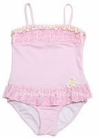 Kate Mack-Daisy Mae Skirted One Piece 4T