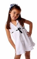 """Kate Mack -""""Good Ship Lollipop""""Coverup-Size Sold OUT"""