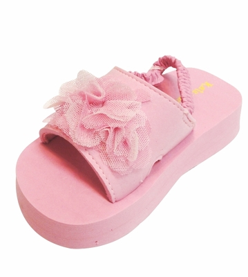 Kate Mack Pink Paradise Sandal 7-9 only