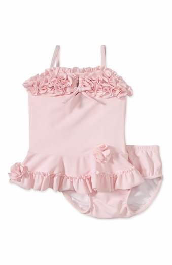 "Kate Mack ""Pixie Petals"" Precious Two Piece Bathing Suit"