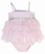 "Kate Mack ""Poolside Princess"" 2 Piece -Size 6m"