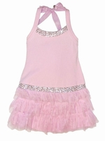 "Kate Mack ""Poolside Princess"" Pink Fancy Party Dress-2t"