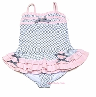 "Kate-Mack ""Pretty Polka"" 2 PC Tankini"
