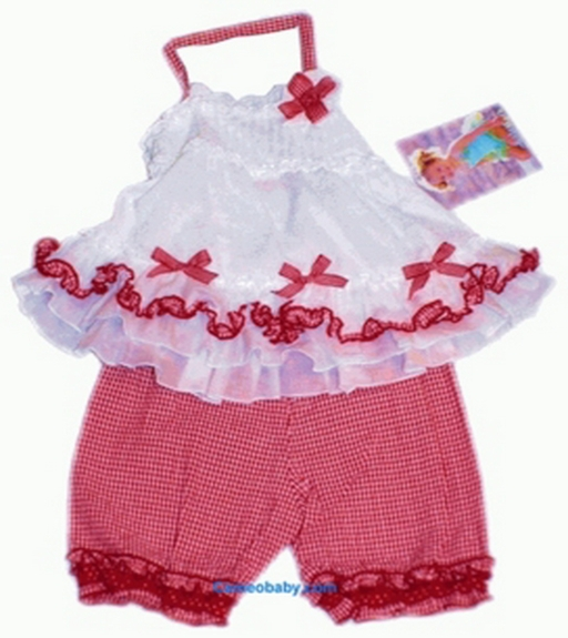 Kate Mack *True Love* 2PC Top/Pant- Size 6M -12M