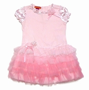 Kate Mack 'Tutu Cute' Dress 3m to 2t