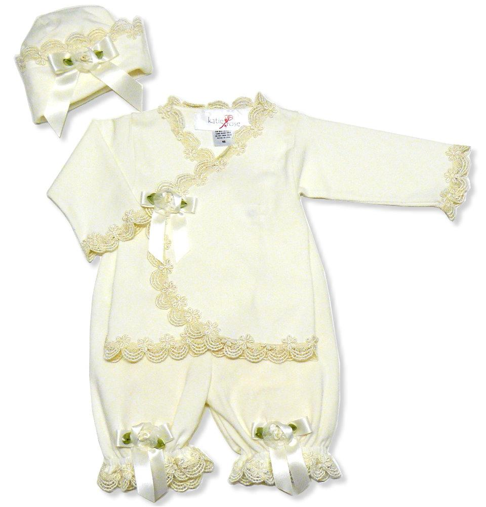 0cb92760b10e Katie Rose -Baby New born Set 3PC