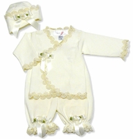 Katie Rose -Baby New born Set 3PC
