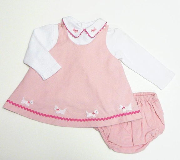 Little Girl Dress-