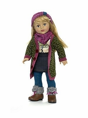 Madame Alexander-Favorite Friends Doll-Sweater Dressing 18 Inch Play-Doll