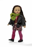 Madame Alexander -Favorite Friends-Mixed Prints- 18-inch Play Doll