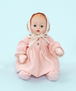 Madame Alexander- 'Going to Grandmas' Baby 12 inch doll