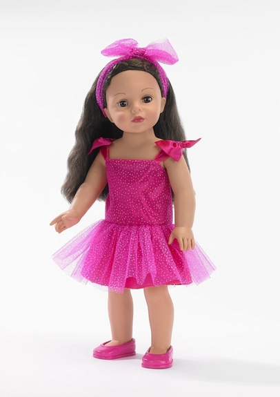 """Madame Alexander - Life of the Party - 18"""" Play Doll"""