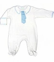 NEWBORN L/S FOOTIE