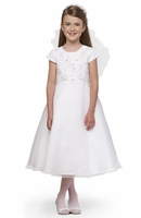 Us Angels Communion Dress *The Petal-Style 283* Size 8 only!