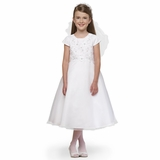 US ANGELS Communion//Special Occasion Dress Style 702 Size 14
