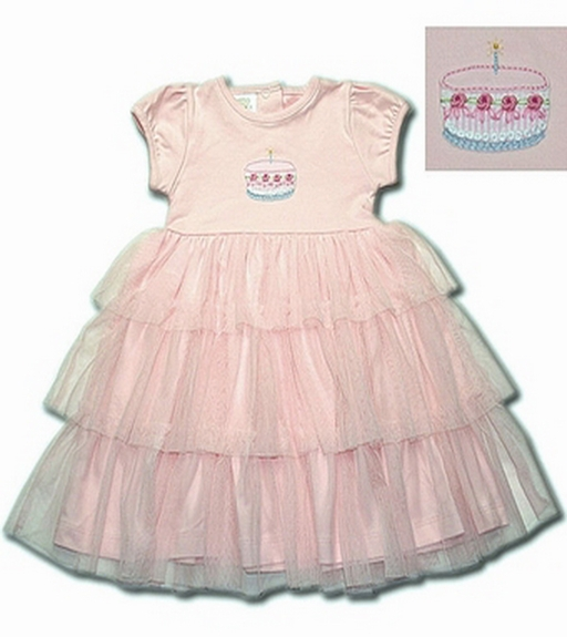 Victoria's Baby Birthday Dress- Sizes 6M to 2