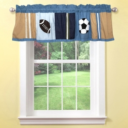 All State Sports Valance