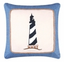 Atlantic Isle Lighthouse Pillow