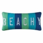 Beachy Ocean House Accent Pillow