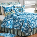 Blue Shells Beach Quilt