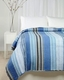 Brisbane Ocean Blue Quilt Set