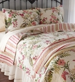 Butterflies Garden Cottage Quilt Set
