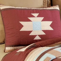 Canyon Dance Earth Southwestern Standard Sham