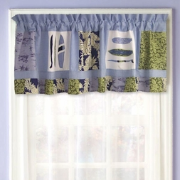 Catch a Wave Surfboard Valance