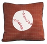 Classic Sports Baseball Accent Pillow