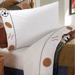 Classic Sports Sheet Set