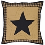 "Delaware Star 16"" Quilted Accent Pillow"