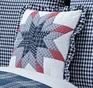 Eastpointe Star Quilted Pillow