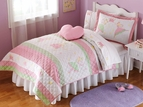 Fairy Ballerinas Quilt Set