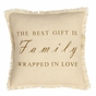 Family Love Inspirational Pillow