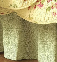 Fern Valley Bedskirt
