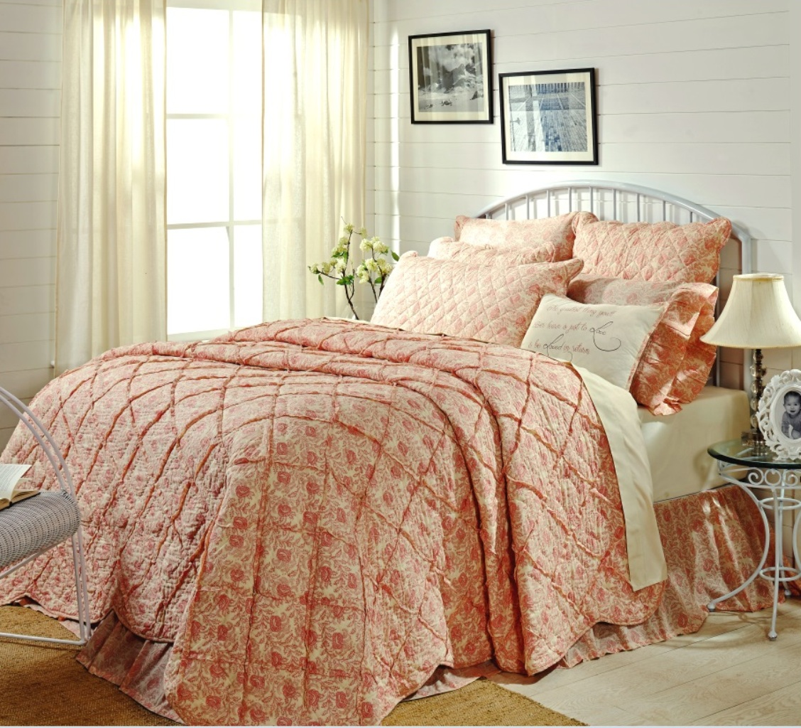 decor noah quilts coverlets mm collection quilt brylanehome ruffle