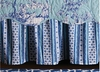 Hampstead Blue Toile Dust Ruffle by Williamsburg