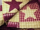 Homestead Barn Red Star Quilt Set